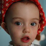 Martyna. Photo of young girl Royalty Free Stock Photo