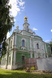 Martyr Nikita Orthodox Church. Stock Photo