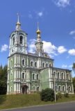 Martyr Nikita Orthodox Church. Royalty Free Stock Photo