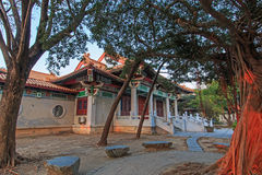 Martyr Shrine at sunset, Kaohsiung,Taiwan Royalty Free Stock Images