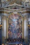 Martyrdoms av apostlarna Philip och James mindre Royaltyfria Foton