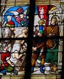 Martyre chrétien image libre de droits