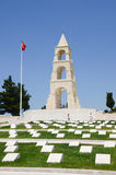 Martyrs' Memorial For 57th Infantry Regiment, CAnakkale Stock Images