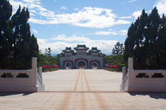 Martyrs' Shrine Royalty Free Stock Images