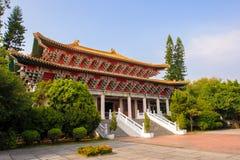 Martyrs' shrine in Tainan, Taiwan Stock Photos