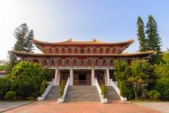 Martyrs' shrine in Tainan, Taiwan Stock Image