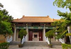 Martyrs' shrine in Tainan, Taiwan Royalty Free Stock Image