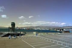 maru Япония Mashu корабля парома мемориальное Стоковая Фотография