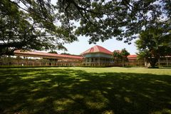 Maruek Kathayawan Palace of Thai King Rama VI royalty free stock photos