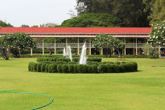 The Maruekhathayawan Palace Stock Photos
