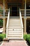 Maruekhathayawan Palace, huahin chaum Royalty Free Stock Photo