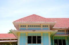 Maruekhathayawan Palace, huahin chaum Royalty Free Stock Images