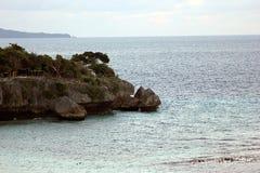 Marumasa beach Royalty Free Stock Images