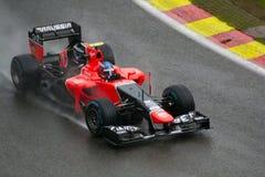 Marussia Immagine Stock