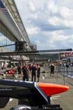 Marussia F1 Stock Image