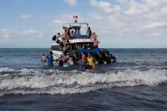 Maruti Duta II Snelheidsboot Stock Foto