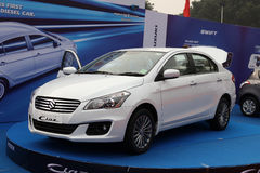 Maruti suzuki ciaz Royalty Free Stock Photography