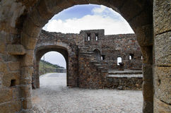 Marvão entrance gate Royalty Free Stock Image