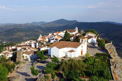 Marvao, Alentejo, Portugal Royalty Free Stock Photo