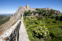 Marvao Castle Royalty Free Stock Photography