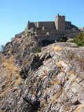 Marvao castle, Portugal Royalty Free Stock Images