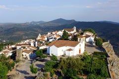 Marvao, l'Alentejo, Portogallo Fotografia Stock Libera da Diritti
