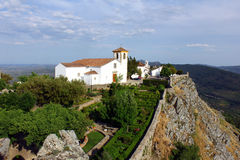Marvao, l'Alentejo, Portogallo Fotografie Stock