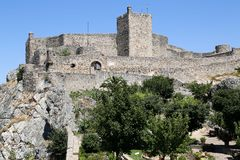 Marvao Royalty Free Stock Photography
