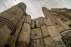 Marveille bei Mont Saint Michel Lizenzfreie Stockfotos