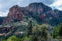 Marvel at the Natural Wonders of Sedona Arizona USA Royalty Free Stock Photography