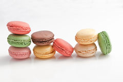 Marvellous Macaroons Royalty Free Stock Image