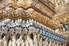Marvelos arkitektur av den storslagna slotten Royaltyfri Fotografi