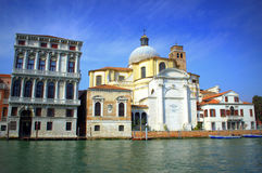 Marvelous buildings,Venice,Italy Royalty Free Stock Image