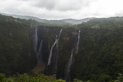 The marvelous and gigantic jog falls Stock Photography