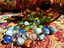 Marvelous Marbles Stock Photos