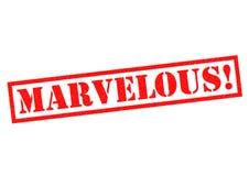 MARVELOUS! Royalty Free Stock Image