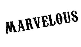 Marvelous rubber stamp Royalty Free Stock Image