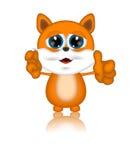 Marvin Cat Illustration Toon Cartoon Character Royalty Free Stock Photos
