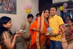Marwarifamilie Royalty-vrije Stock Afbeeldingen