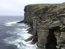 Marwick Head Royalty Free Stock Images