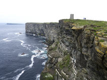 Marwick Head Royalty Free Stock Photo