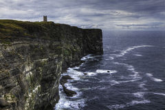 Marwick Head in Orkney, Scotland Stock Photos