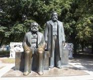 Marx Engels Stock Photo