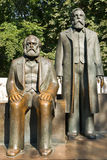 Marx-Engels-Forum Royalty Free Stock Image