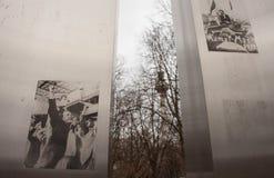 Marx-Engels-Monument Stockfotos