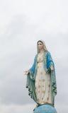 Mary, благословленная девственница, Святой Стоковое фото RF