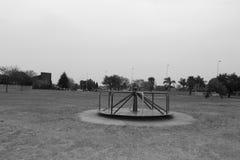 Mary идет кругом на парк Стоковые Изображения RF