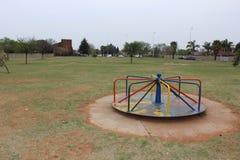 Mary идет кругом на парк Стоковое Изображение