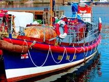Mary Ann Hepworth, ναυαγοσωστική λέμβος Στοκ Φωτογραφίες