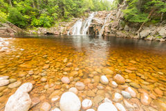 Mary Anne Falls, Cape Breton Stock Photography